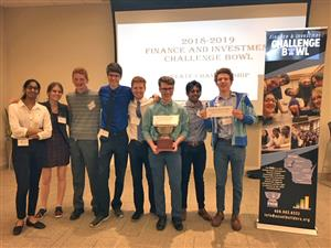 State Finance & Investment Challenge Bowl Results