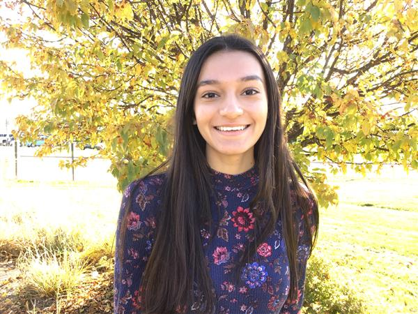 Selena Rocha Recognized as 2019-20 National Hispanic Scholar