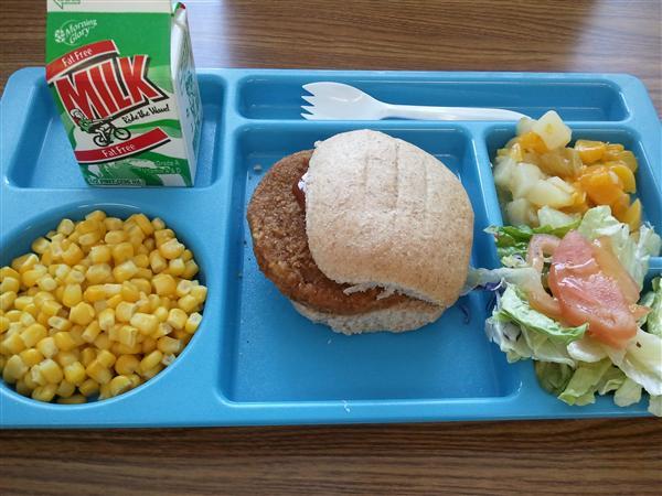 Food and Nutrition / Breakfast & Lunch Menus